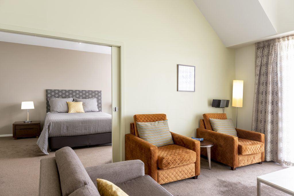 Luxury spa apartments 1b room