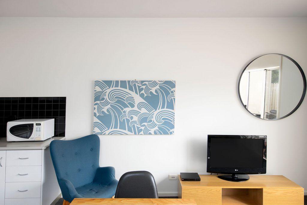one bedroom seaside spa apartment